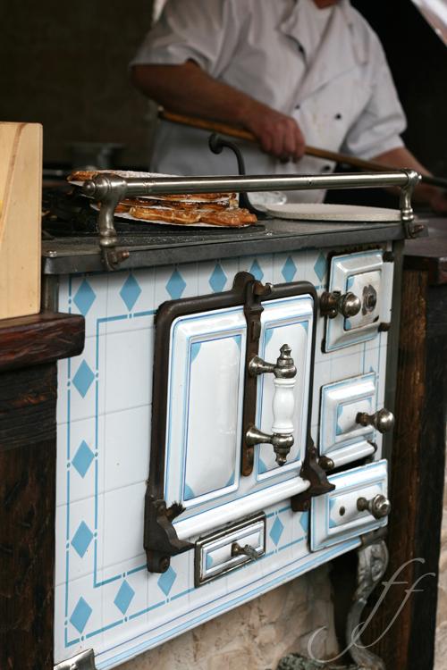 Il mercatino nel monastero di maulbronn foto e fornelli for Cucina romana antica