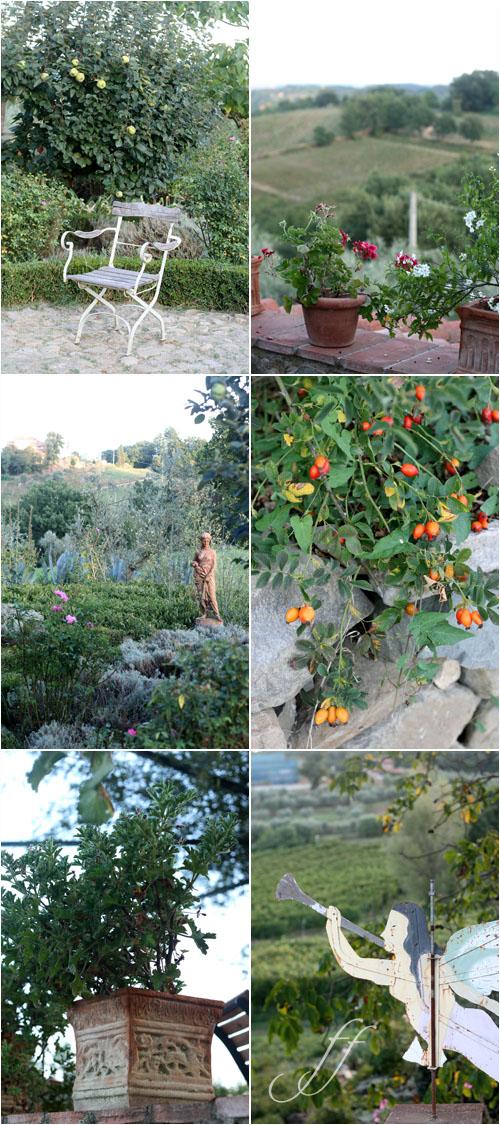 Locanda casanuova foto e fornelli for Foto angoli giardino