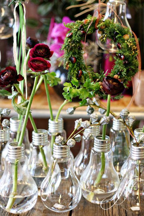 Il mercatino dell'Avvento della mia fioraia  foto e fornelli