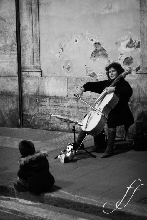Roma In Bianco E Nero Foto E Fornelli